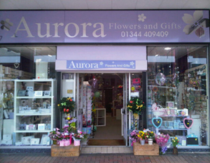 Our Flower Shop in Bracknell